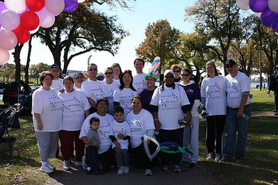 Walking For Lupus T-Shirt Photo