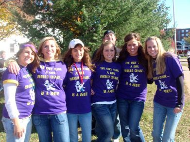 Stevens Point Homeco Mi Ng 2009! T-Shirt Photo