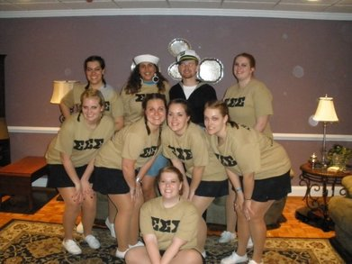 Tri Sigma Lipsync 09 T-Shirt Photo
