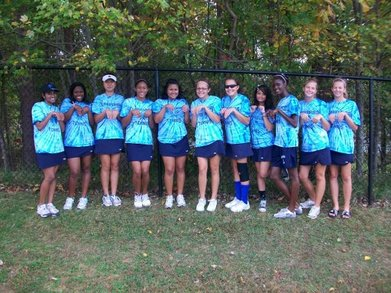 2009 Chs Varsity Tennis T-Shirt Photo