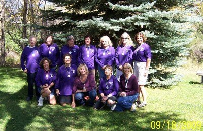 Flkc Knitting Club Retreat T-Shirt Photo