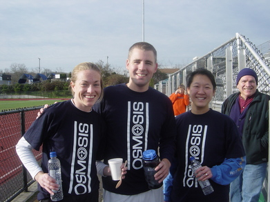 Team Osmosis Mint Water T-Shirt Photo