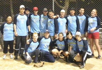 A Softball Team With A Dream T-Shirt Photo