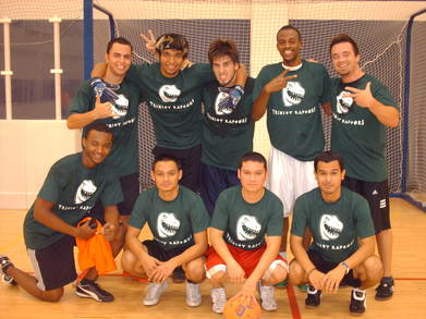 Fc Trinity Raptors T-Shirt Photo