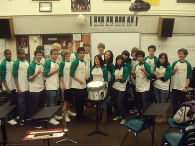 Kr Drumline T-Shirt Photo