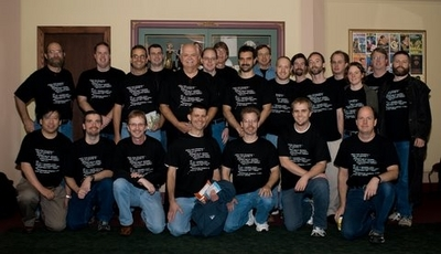 Strange Loop Crew 2009 T-Shirt Photo
