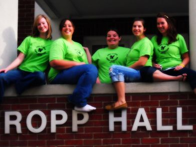 2nd Floor Ropp Add T-Shirt Photo