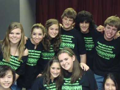 "Syosset Hs Act 2009, ""Lockdown"" T-Shirt Photo"