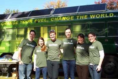 Rider Lawrenceville Campus Eco Reps T-Shirt Photo