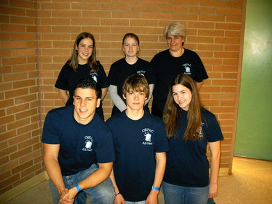 Oregon All Star Bible Quizzers T-Shirt Photo