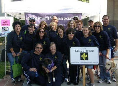 Sacramento Memory Walk 2009 T-Shirt Photo