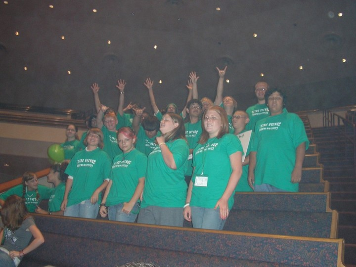 Youth Camp T-Shirt Photo
