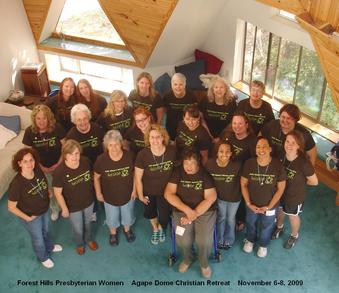 Fhpc Women's Retreat 2009 T-Shirt Photo