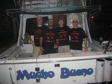 Cabo 2009 Tuna Tournament T-Shirt Photo