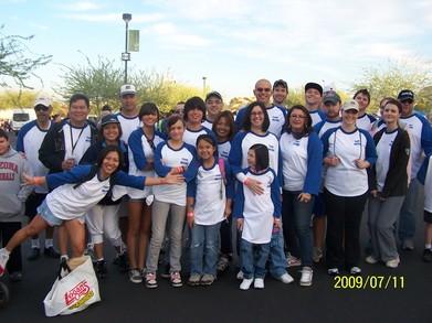 2009 Phoenix Walk Ms T-Shirt Photo