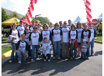Average Josh's 2009   Step Out For Diabetes 5 K T-Shirt Photo