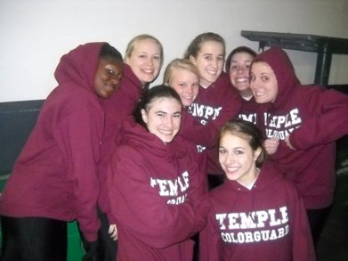 Temple Guard Girls T-Shirt Photo