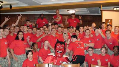 Go D 3 Devils!!! T-Shirt Photo
