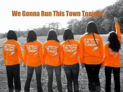 We Gunna Run This Town Tonight T-Shirt Photo