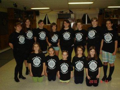 Young Academy Of Irish Dance T-Shirt Photo
