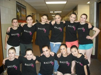 Nutcracker 2009 T-Shirt Photo
