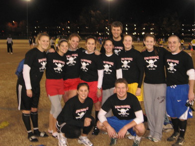 Bonecrushing Football T-Shirt Photo