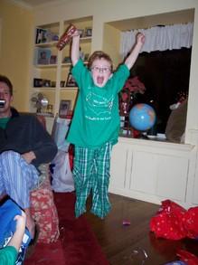 A Happy Boy! T-Shirt Photo