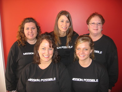 8th Anniversary Chiropractic Celebration T-Shirt Photo