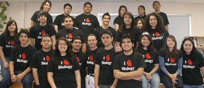 Sghs Ap Bio 2009 2010 T-Shirt Photo
