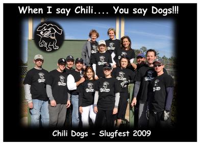 Chili Dogs 2009 T-Shirt Photo