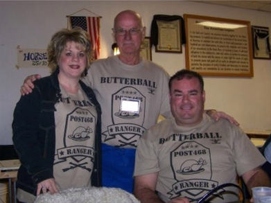 Post 468 Butterball Rangers T-Shirt Photo