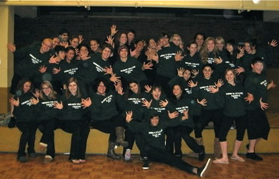 Wagner College Theatre 2013 T-Shirt Photo