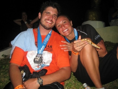 Cozumel Ironman 2009 Finishers T-Shirt Photo