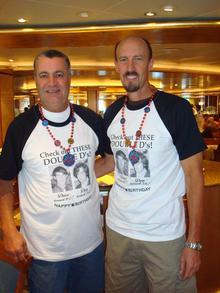 The Double D Birthday Boys T-Shirt Photo