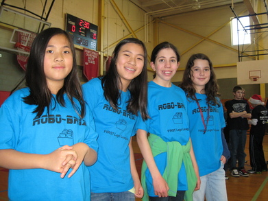 Robo Brix At Fll Delaware Qualifier T-Shirt Photo