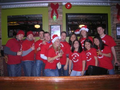 The Ho Ho Hoboken Pub Crawl T-Shirt Photo