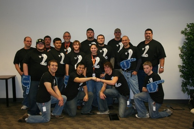 Team:  Sudden Thunder T-Shirt Photo
