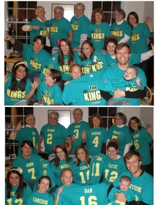 The King Clan T-Shirt Photo
