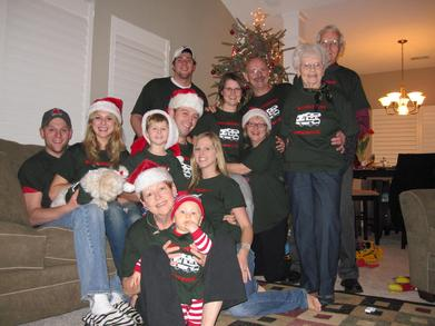 Christmas Vacation 2009! T-Shirt Photo