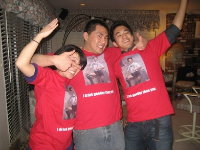 I Drink Gooder Than You. T-Shirt Photo