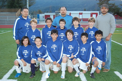Under 10 Indoor Soccer Team (Napa County) T-Shirt Photo