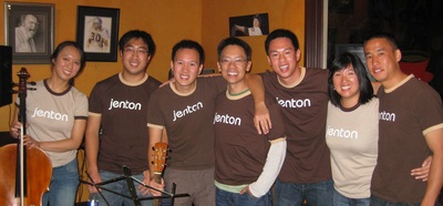 Jenton's Fans! T-Shirt Photo