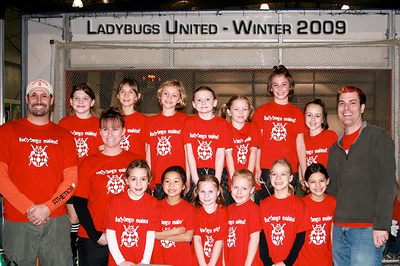 Ladybugs United   Winter 2009 T-Shirt Photo