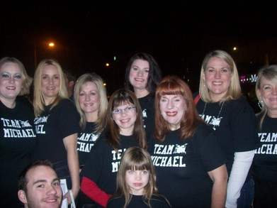 Team Michael T-Shirt Photo