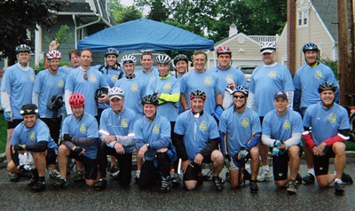 Montauk Century Bike Ride T-Shirt Photo