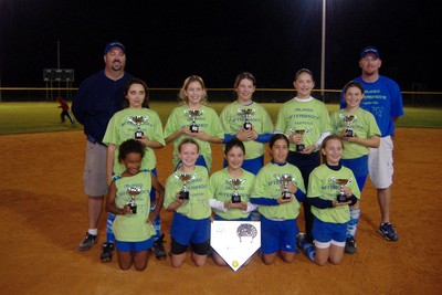 Orlando Aftershock Nsa State Runner Up 2006 T-Shirt Photo