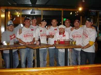 2006 Badger Roadtrip T-Shirt Photo