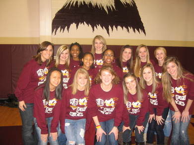 Dhs Eagles Basketball: We Fly High T-Shirt Photo