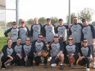 Mixed Nuts Softball Of Murrieta T-Shirt Photo