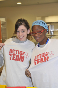 Action Team New Orleans T-Shirt Photo